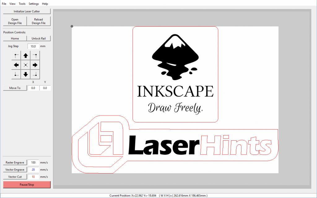 Laser Cut Software For Mac